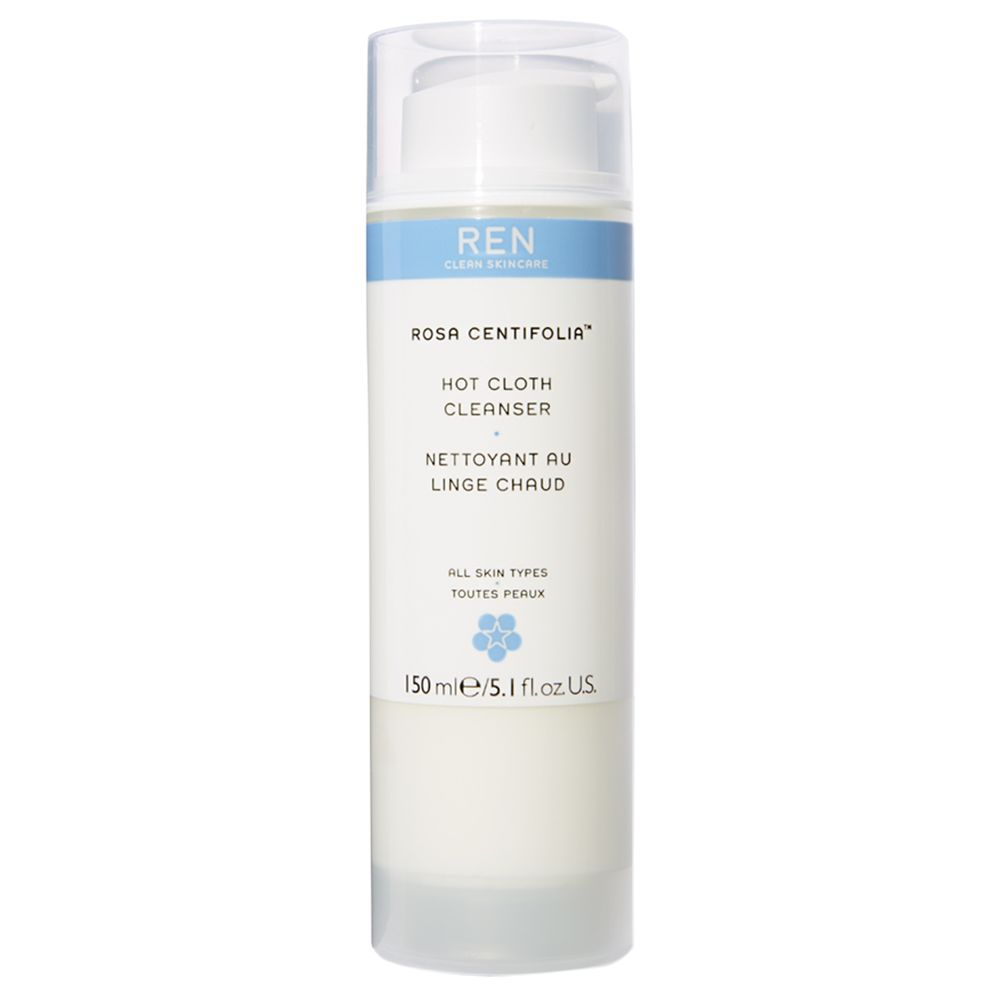 REN REN Rosa Centifolia™ Hot Cloth Cleanser, 150ml