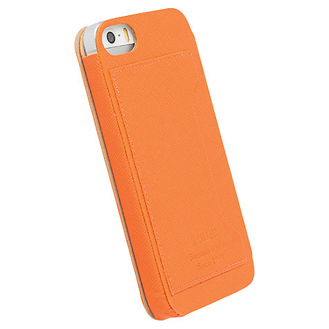 Buy Krusell Malmö Flip Cover for iPhone 5, 5s & 5c Online at johnlewis.com