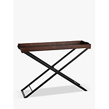 Buy John Lewis Maharani Butler's Console Table Online at johnlewis.com