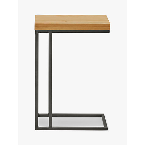 buy john lewis calia sofa side table john lewis