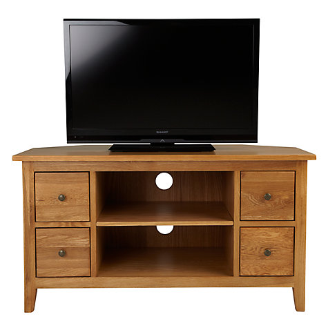 Buy John Lewis Grove Corner Television Stand Online at johnlewis.com