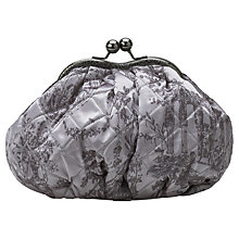 Buy Lisbeth Dahl Large Toilet Make-up Bag, Grey Online at johnlewis.com