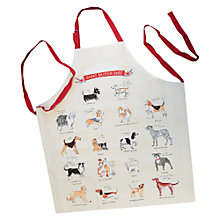 Buy Alice Tait Dogs Apron Online at johnlewis.com