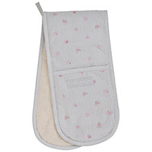 Buy Sophie Allport Rose Double Oven Mitt Online at johnlewis.com