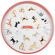 Buy Alice Tait Dogs Tray Online at johnlewis.com