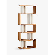 Buy Content by Terence Conran Counterbalance Alcove Shelving Unit Online at johnlewis.com
