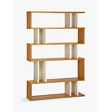 Buy Content by Conran Counterbalance Tall Shelving Online at johnlewis.com