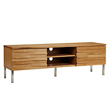 Buy Content by Conran Wave TV Stand Online at johnlewis.com