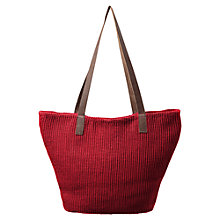 Buy East Classic Jute Bag Online at johnlewis.com