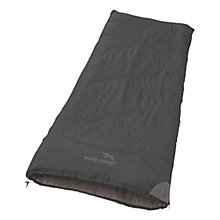 Buy Easy Camp Chakra Sleeping Bag, Black Online at johnlewis.com