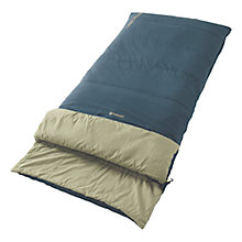 Buy Outwell Cube Single Sleeping Bag, Navy Online at johnlewis.com