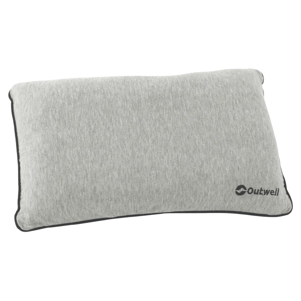 Outwell Outwell Memory Pillow, Grey