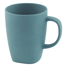 Buy Outwell Bamboo Ocean Mug, Blue Online at johnlewis.com