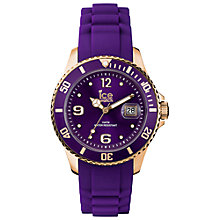 Buy Ice-Watch Unisex Ice-Style Silicone Bracelet Strap Watch Online at johnlewis.com