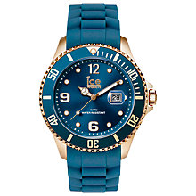 Buy Ice-Watch Ice-Style Unisex Silicone Bracelet Strap Watch Online at johnlewis.com