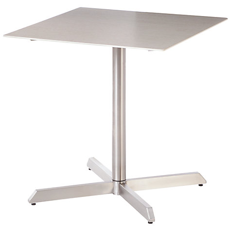 buy barlow tyrie equinox 70 pedestal dining table online at johnlewiscom buy barlow tyrie equinox