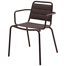 Buy Gloster Nomad Padded Sling Stacking Armchair Online at johnlewis.com
