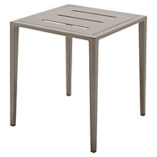 Buy Gloster Vista Square Side Table Online at johnlewis.com