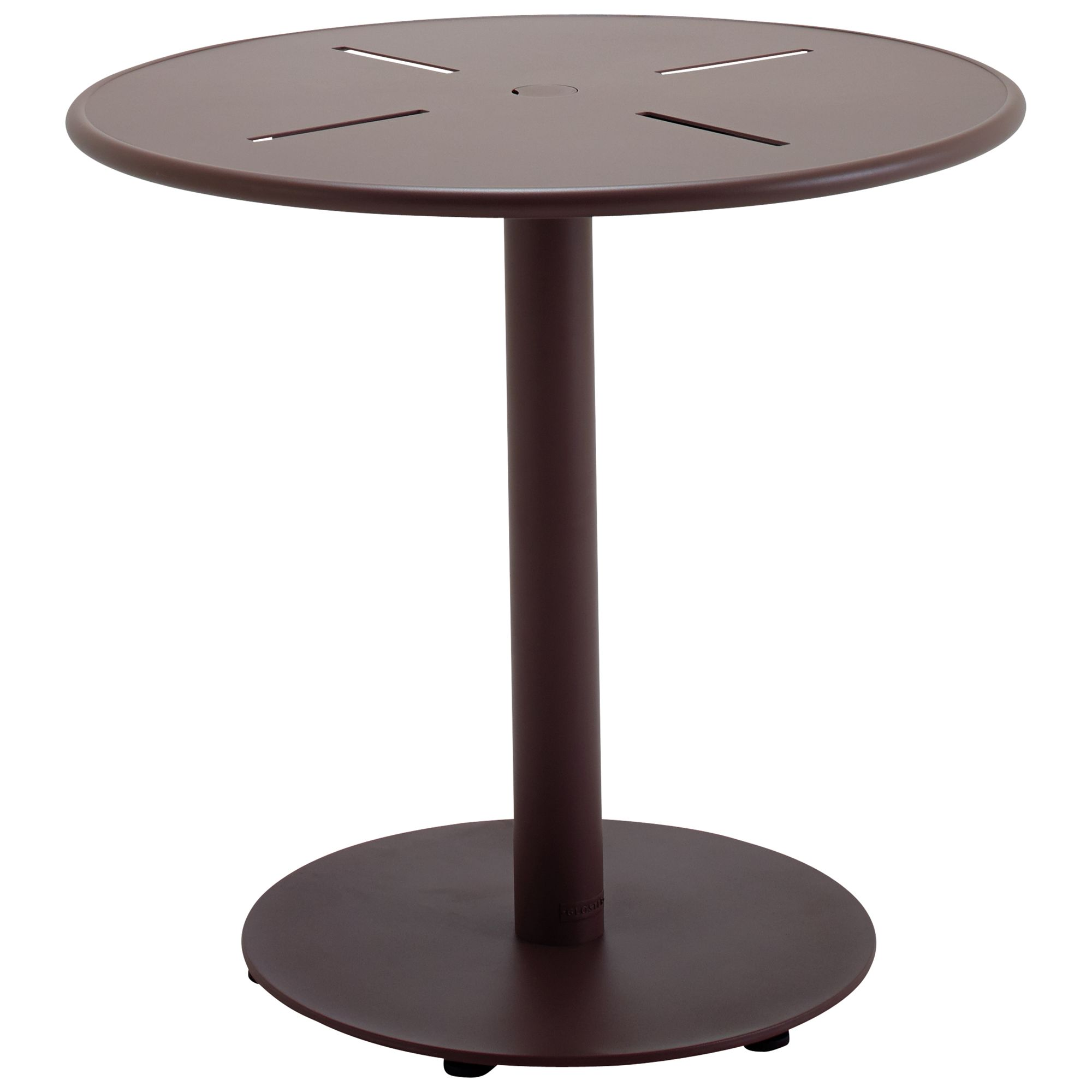 Gloster Furniture Nomad Round Dining Table, Taupe