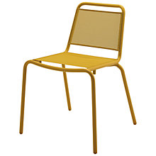 Buy Gloster Nomad Sling Woven Stacking Chair Online at johnlewis.com