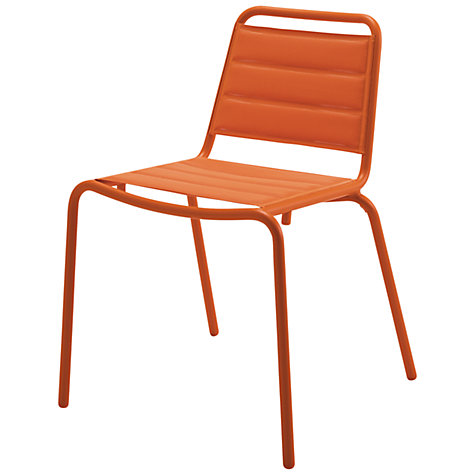 Buy Gloster Nomad Padded Sling Stacking Chair Online at johnlewis.com