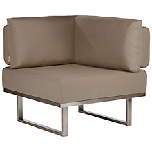 Buy Barlow Tyrie Mercury Deep Seating Corner Module Online at johnlewis.com