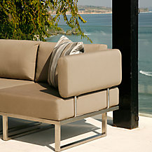 Barlow Tyrie Mercury Deep Seating Outdoor Furniture