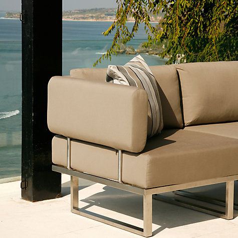 Buy Barlow Tyrie Mercury Deep Seating Right Module Online at johnlewis.com