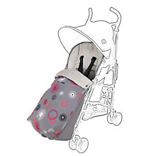 Buy Maclaren Footmuff, Spiro Online at johnlewis.com