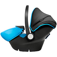 Buy Silver Cross Simplicity Group 0+ Baby Car Seat, Sky Blue Online at johnlewis.com
