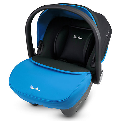 buy silver cross simplicity group 0 baby car seat sky blue john lewis. Black Bedroom Furniture Sets. Home Design Ideas
