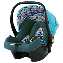 Buy Cosatto Ooba Hold Group 0+ Baby Car Seat, Duck Egg Online at johnlewis.com