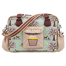 Buy Pink Lining Yummy Mummy Changing Bag, Woodland Online at johnlewis.com