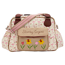 Buy Pink Lining Blooming Gorgeous Changing Bag, Flamingo Online at johnlewis.com
