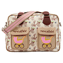 Buy Pink Lining Mama Et Bebe Changing Bag, Pink Bike Online at johnlewis.com