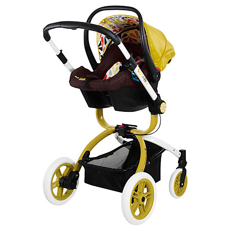 Buy Cosatto Ooba Hold Car Seat, Marzipan Online at johnlewis.com