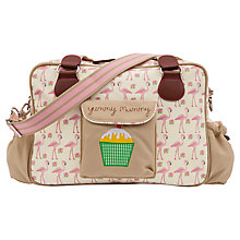 Buy Pink Lining Yummy Mummy Changing Bag, Flamingo Online at johnlewis.com
