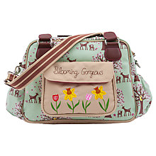 Buy Pink Lining Blooming Gorgeous Changing Bag, Woodland Online at johnlewis.com