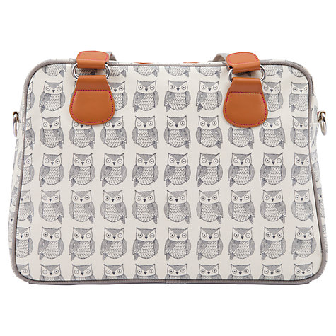 Buy Pink Lining Mama Et Bebe Changing Bag, Wise Owl Online at johnlewis.com