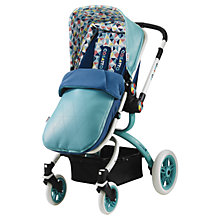 Buy Cosatto Ooba 3-in-1 Travel System, Duck Egg Online at johnlewis.com
