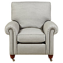 Buy Duresta Lowndes Durham Armchair, Silver Online at johnlewis.com