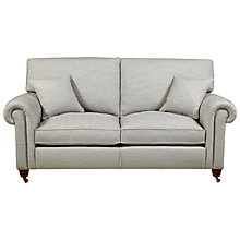 Buy Duresta Lowndes Durham Large Sofa, Silver Online at johnlewis.com