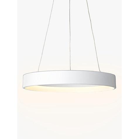 Buy John Lewis Jorgen LED Hoop Ceiling Pendant
