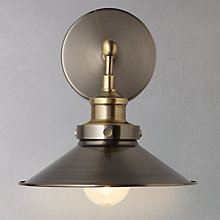 Buy John Lewis Tobias Resto Wall Light Online at johnlewis.com