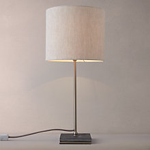 Buy John Lewis Jack Slate Table Lamp Online at johnlewis.com