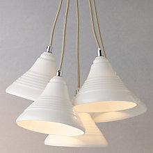 Buy John Lewis Croft Collection Dashwood Cluster Ceiling Light Online at johnlewis.com