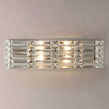 Buy John Lewis Alfonso Squares Wall Light Online at johnlewis.com