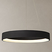 Buy John Lewis Jorgen LED Hoop Ceiling Pendant Online at johnlewis.com