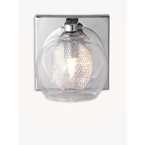 Buy John Lewis Knightley Mesh Net Wall Light Online at johnlewis.com