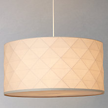 Buy John Lewis Easy-to-fit Element 3D Ceiling Shade Online at johnlewis.com